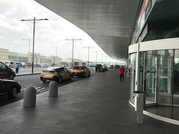 スペイン中東424バルセロナ空港