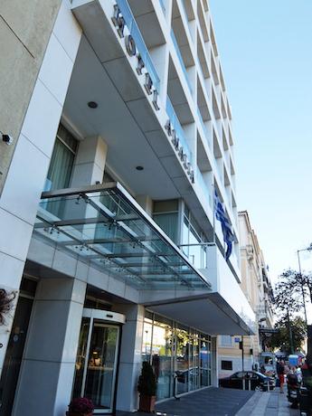 スペイン中東429アテネアマリアホテル