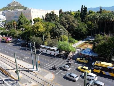 スペイン中東437アテネアマリアホテル眺望