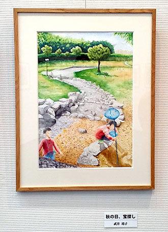 名所旧跡絵画展4