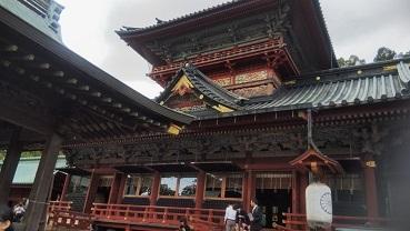 浅間神社静岡