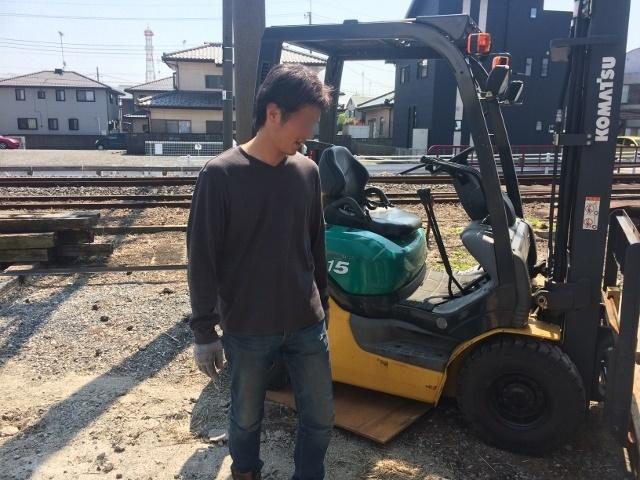 茨城鉄骨工事スタート (15)