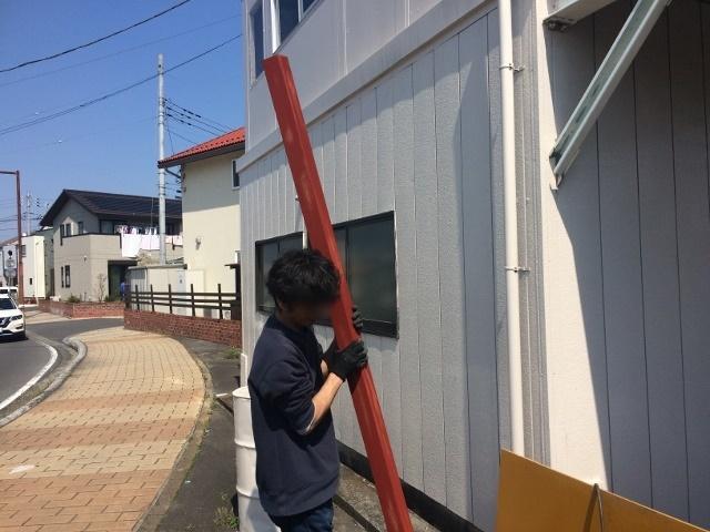 茨城鉄骨工事スタート (32)