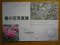 春の花写真展