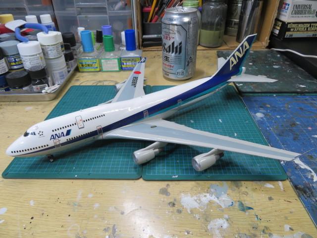 ANA B747 JA8958