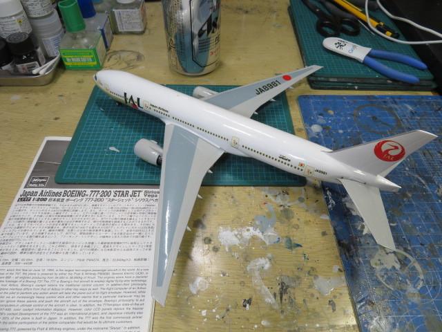 JAL B777-200 JA8981 ・・・