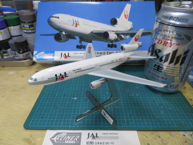 JAL 1/400 DC-10-40 完成