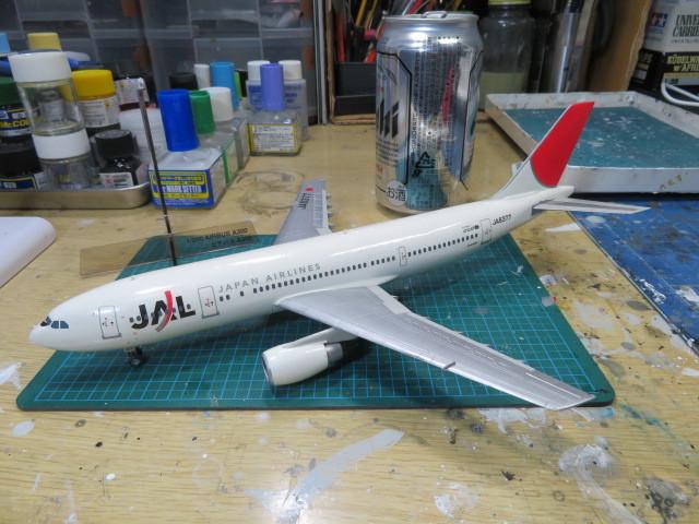 JAS A300 完成・・・