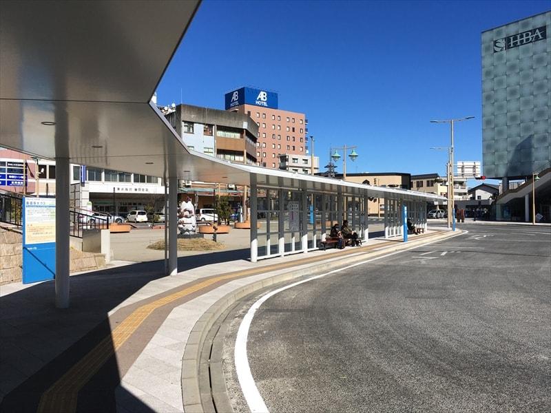 磐田駅(北口)バス停