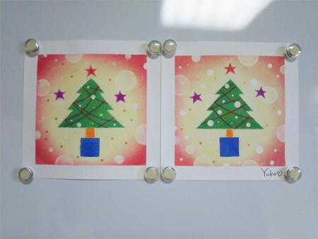 オリジナルクリスマスツリー20191212