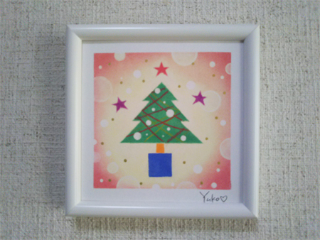 オリジナルクリスマスツリー20191212_2