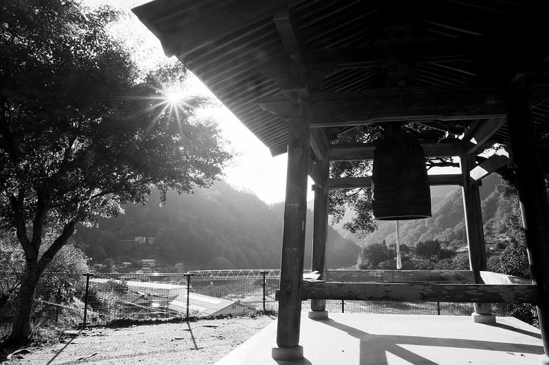 天龍村 自慶院