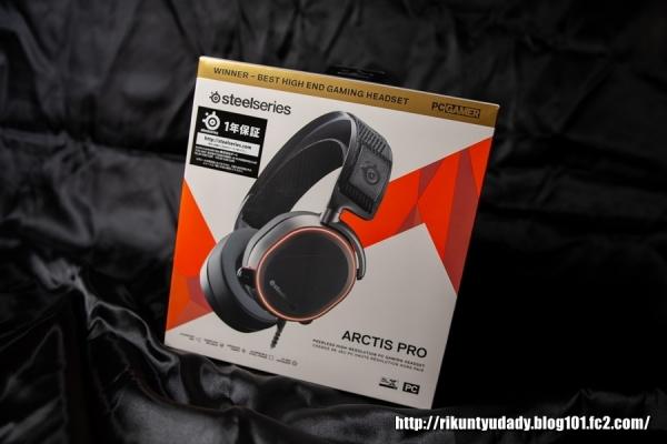SteelSeries Arctis Pro01