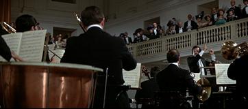 ヴェニスに死す オーケストラのシーン