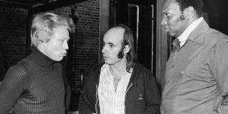 (左から)クプファー、ラッセル=デイヴィス、エステス(1978、バイロイト)