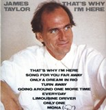 James Taylor Thats Why Im Here CBS