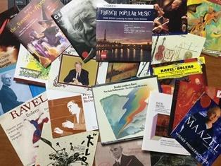 スケルツォ倶楽部_「ボレロ 」 のレコード、最も速い演奏、最も遅い演奏 - 「収録時間 」 で 比較。