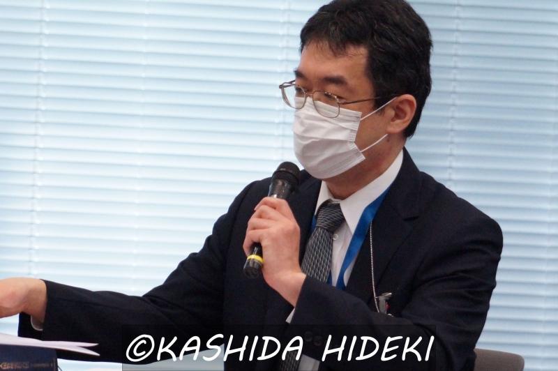 入管庁出入国管理部警備課長の岡本章氏