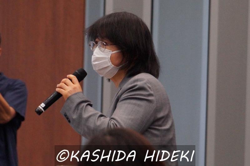 4月24日の事件について、当事者から電話を受けた駒井知恵弁護士