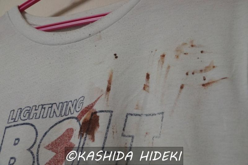デニズさんTシャツ2