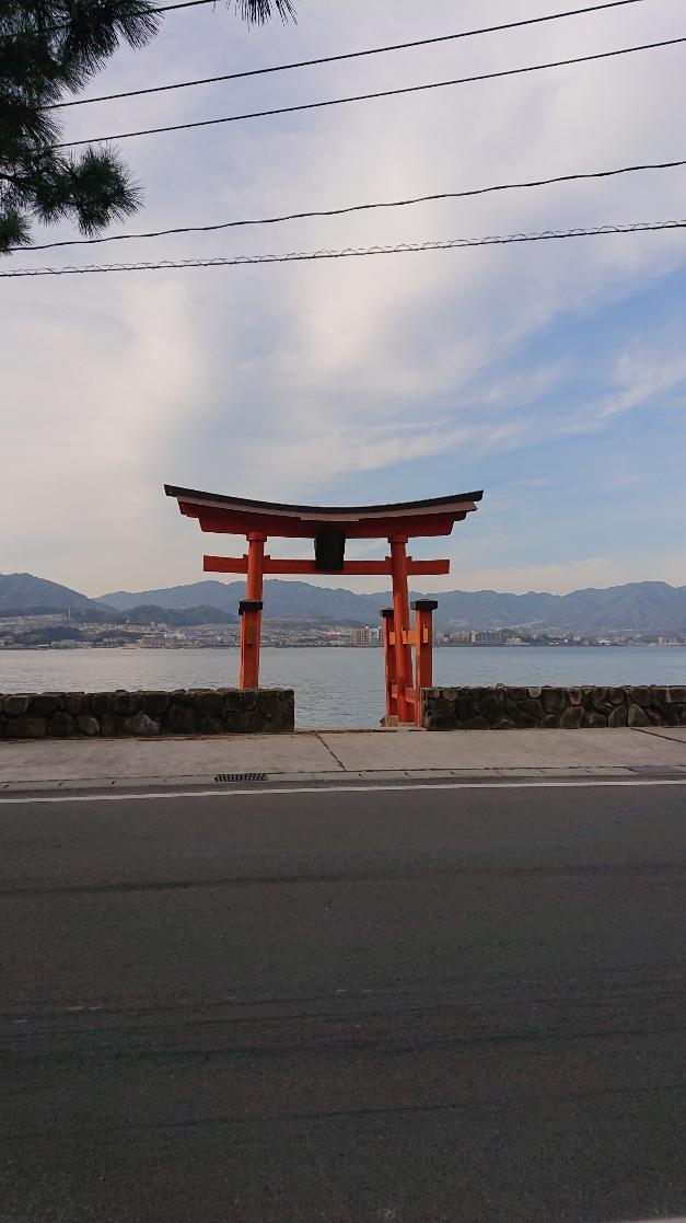 長浜神社 鳥居