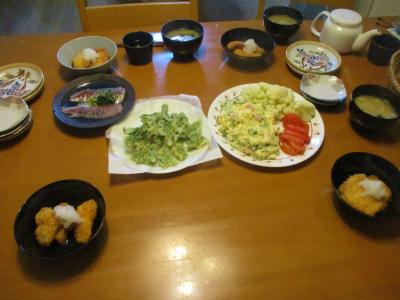200401夕食