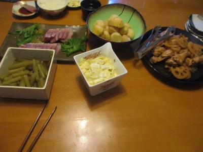 200416夕食