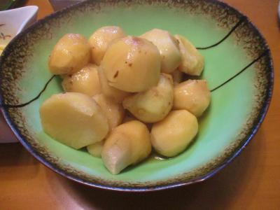 200416里芋の煮っころがし
