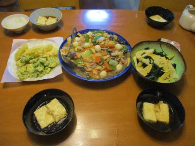200418夕食