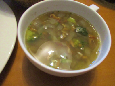 200422レンズ豆のコンソメスープ