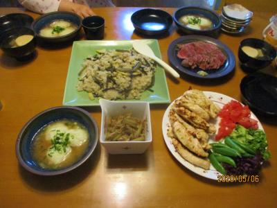 200506夕食