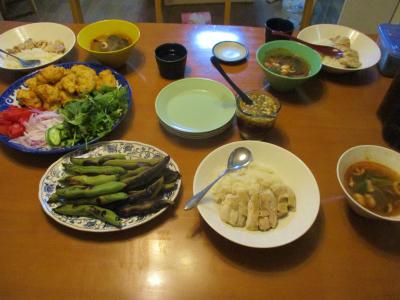 200513夕食