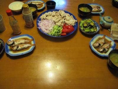 200523夕食