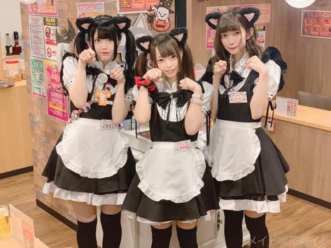 黒猫メイド魔法カフェ札幌-7