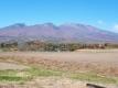 パン屋さんから見える浅間山