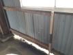 倉庫の修理②