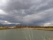 浅間山の雲