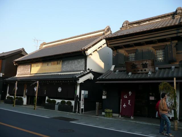小江戸川越10