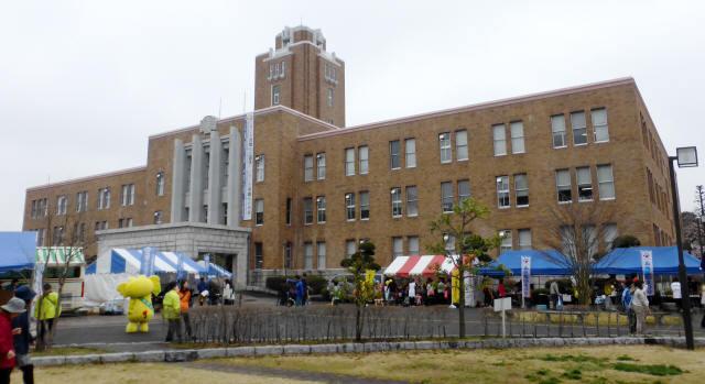 三の丸庁舎1