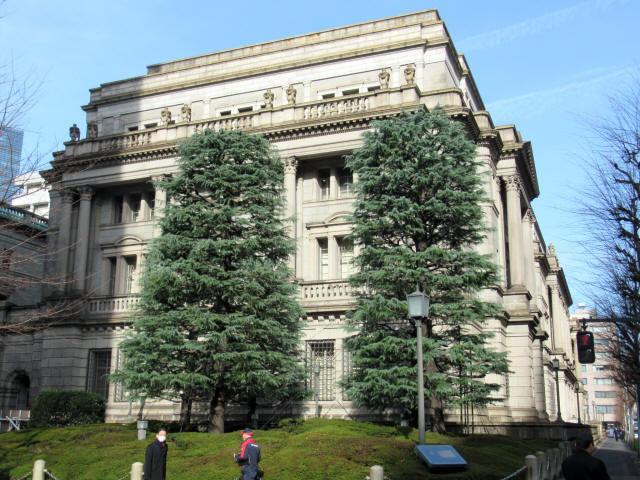 日本銀行本店本館1