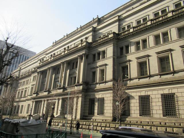 日本銀行本店本館5