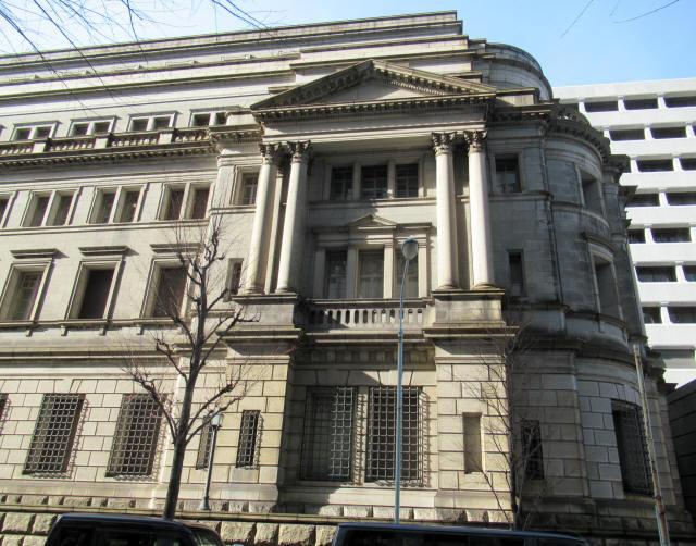 日本銀行本店本館6