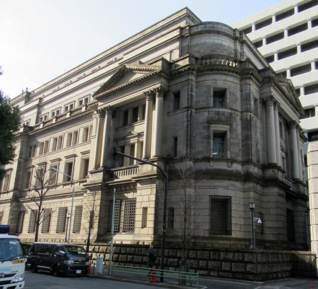 日本銀行本店本館7