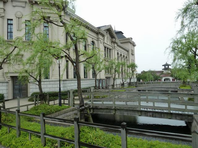 新潟市歴史博物館1