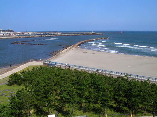 大洗海岸2