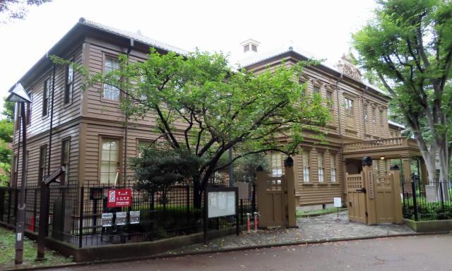 東京音楽学校奏楽堂1
