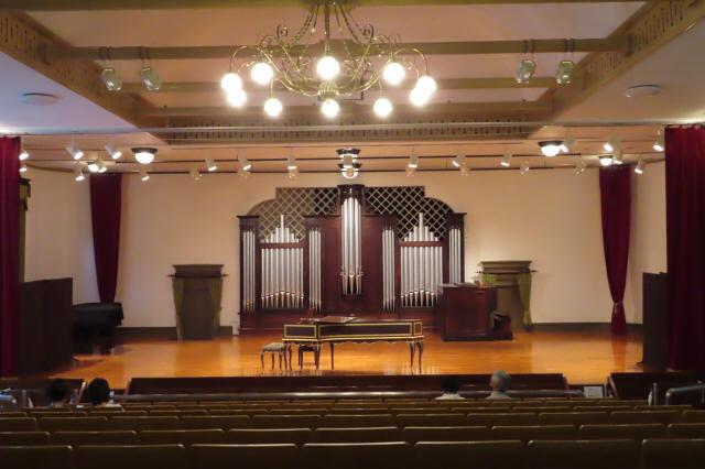 東京音楽学校奏楽堂5