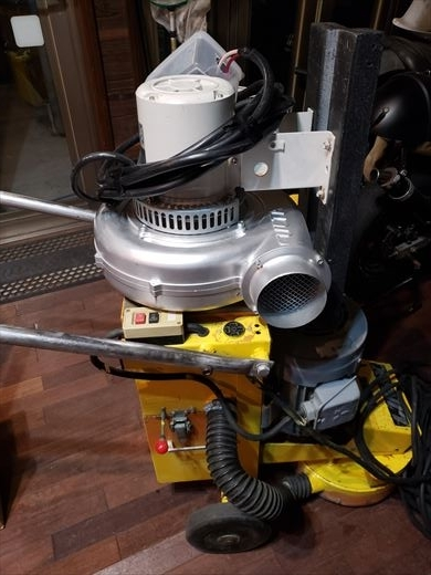 床の研磨機を買う (17)