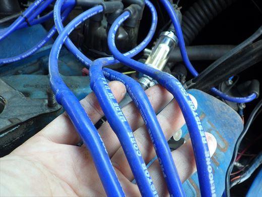 ガソリンに浸かったハイテンションコード (2)