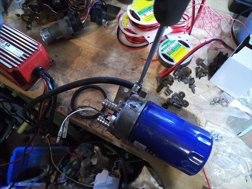 ④油圧計 (2)